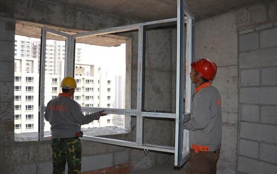 金属门窗制作安装工程